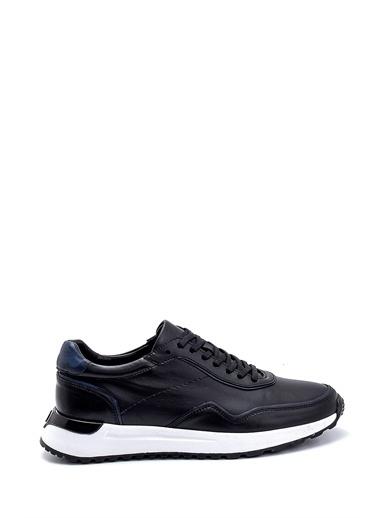 Derimod Erkek Ayakkabı(Md-147) Sneaker Siyah